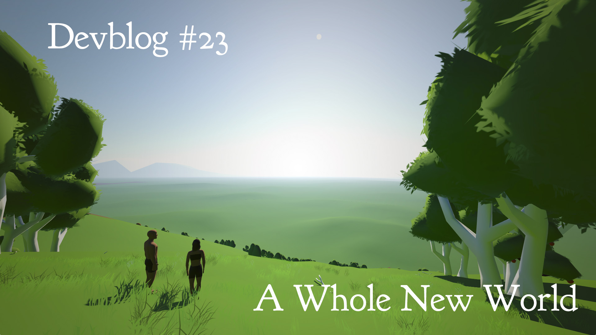 Video Devblog #23 - A whole new world (and a new name) feature image