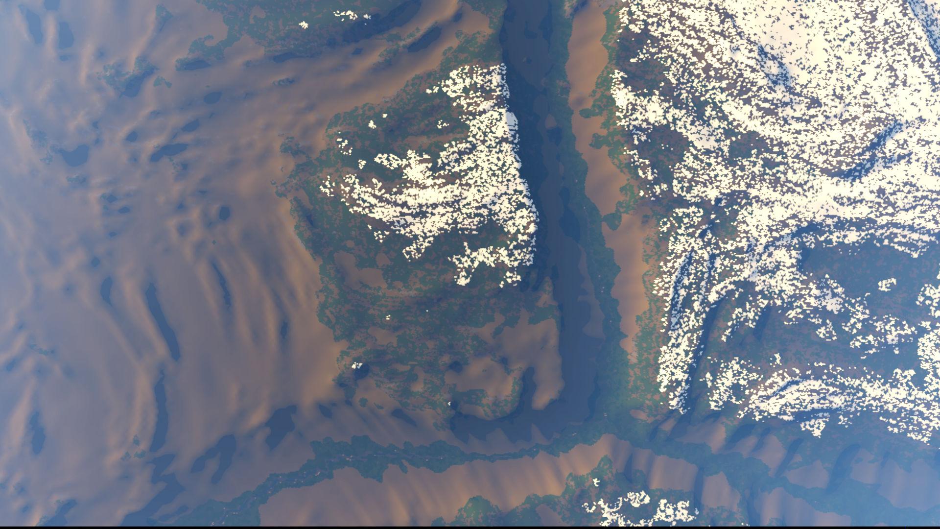 Video Devblog #53 - High Resolution Terrain feature image